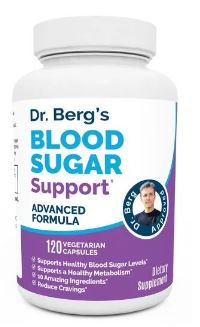 dr. bergs blood sugar support