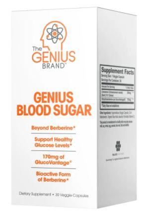 genius blood sugar support