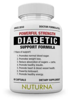 nuturna diabetes support