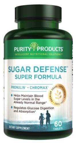 sugar defense super formula
