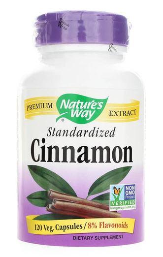 nature's way cinnamon