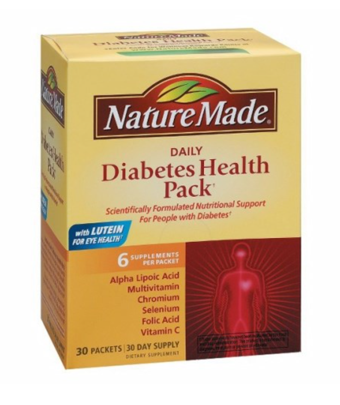 nature made daily pack